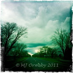 Stormy Evening No.7420 #iphoneography