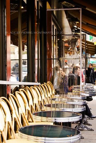 Place St Pierre, Montmarte