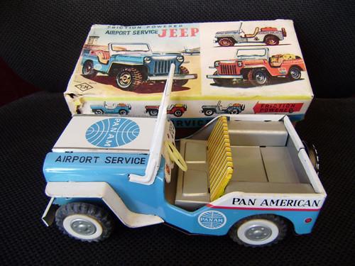 Nomura Jeep Pan Am