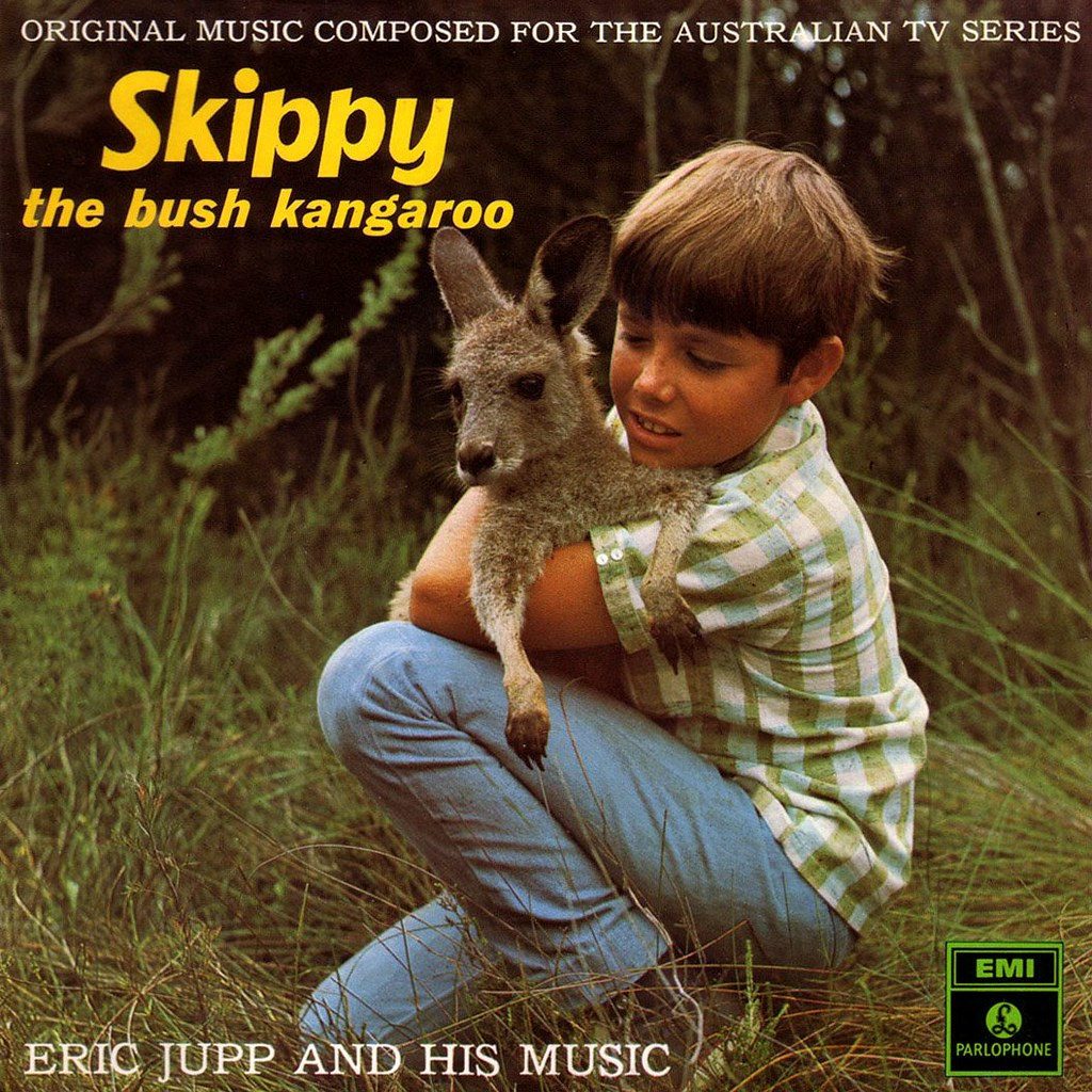 Eric Jupp - Skippy the Bush Kangaroo