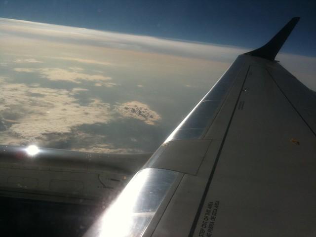flight to nyc.