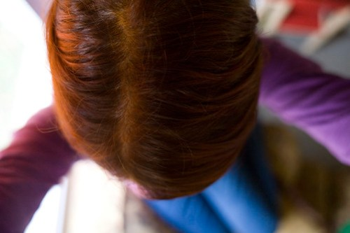 An incredibly detailed guide to dying your hair red with henna ...