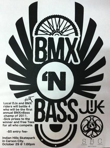 BMX 'n Bass