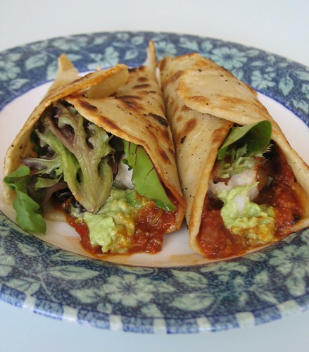 Fish Tostadas Inspired By Wolfe