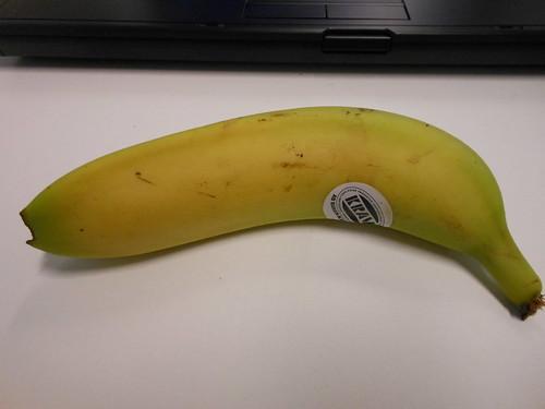 15.55 - Haft möte tills nu, tar bananpaus