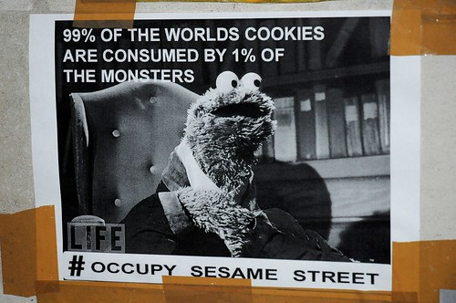 #Occupy Sesame Street