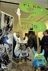 Damien Hirst & Flea