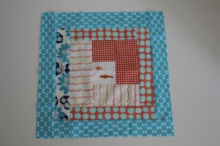 Bits & Pieces bee block x2 from Corrie