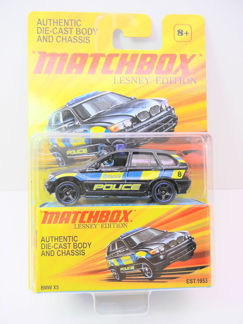 matchbox lesney bmw x5 (1)