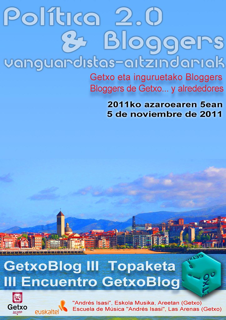 III Encuentro GetxoBlog III Topaketa