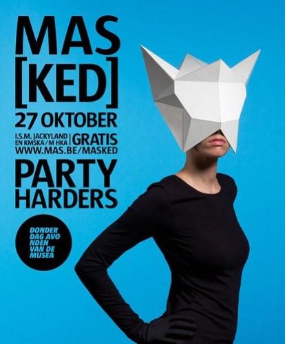 mas ked Fiesta de Máscaras -Museo MAS Amberes- - 6305868187 8f23f7b236 - Fiesta de Máscaras -Museo MAS Amberes-