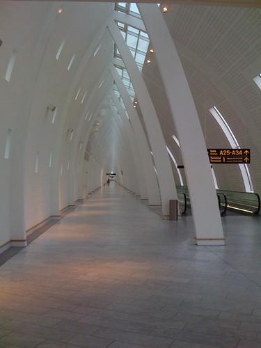 Copenhagen Airport Terminal A
