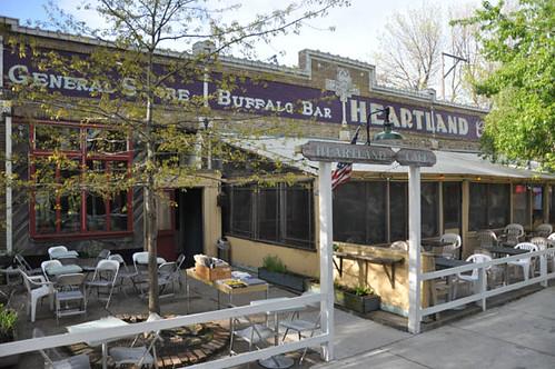 Heartland Cafe Chicago