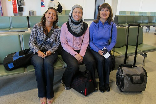TechWomen going to Morocco