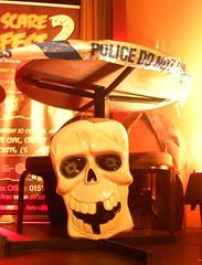 Sefton Scarefest skull