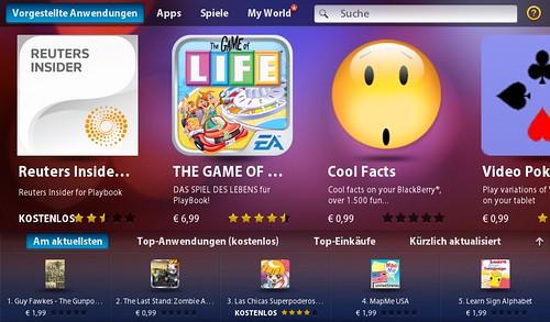 Playbook AppWorld