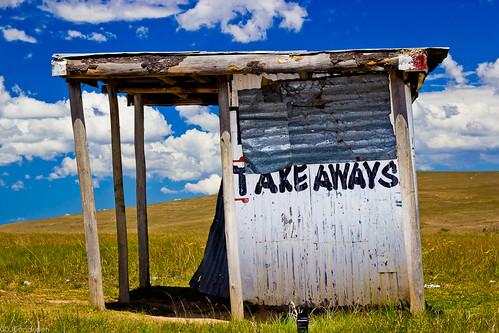 Village Takeaway by cH@0s, on Flickr