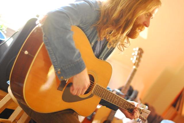 bottom string session: josh moore w/ mandolin orange & josh oliver