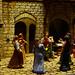 Danzatrici a San Gimignano 1300