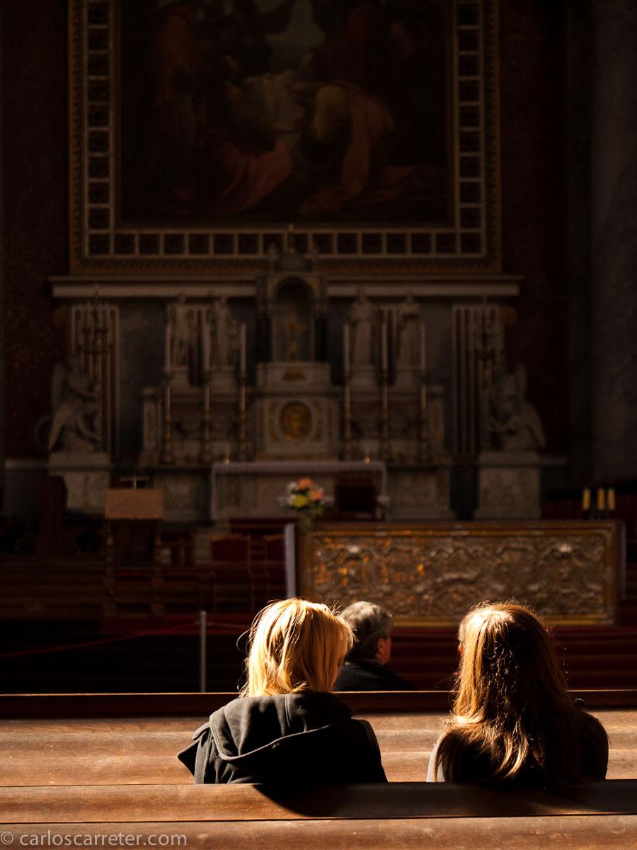 Basílica - interior