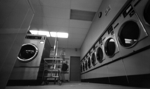 Ghost of the Laundromat