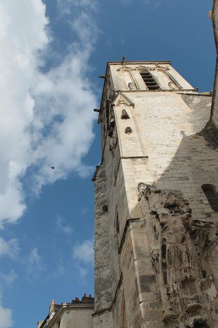 Clocher de l'église Saint-Sauveur