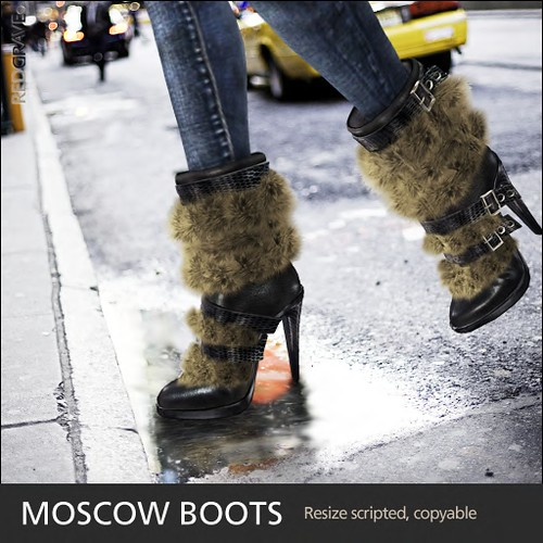 REDGRAVE moscow boots by mimi.juneau *Mimi's Choice*