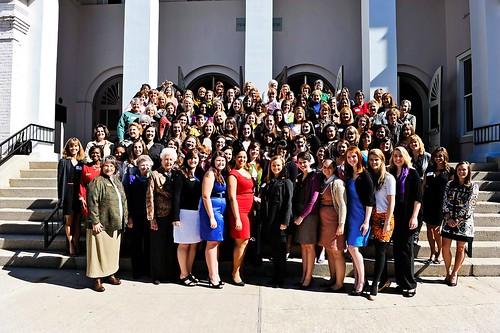 eight decades of Brenau women!