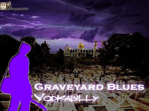 graveyard blues vodkabilly
