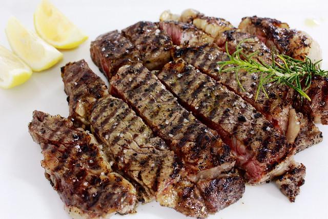 Meat 1 - Fiorentina-Style Bistecca, US Angus Steak