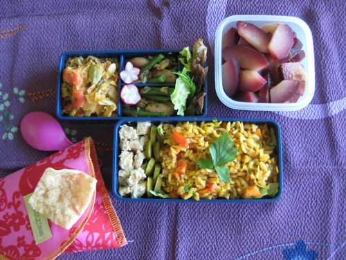 Friday Night Dinner Bento #159