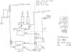 Puch 175 SVS wiring diagram  PUCH Motorcycle Forum