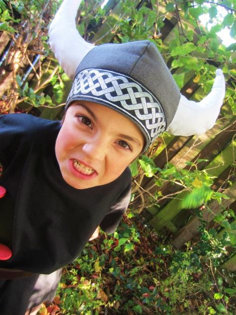 viking hat pic one b