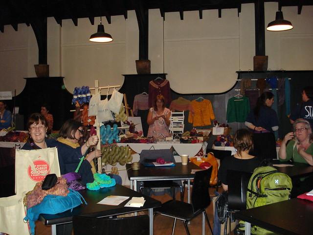 2011-10-22 Glasgow School of Yarn 05