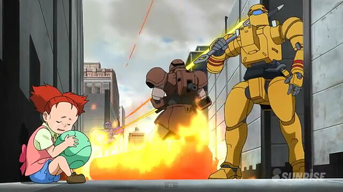 Mobile Suit AGE  Episode 6  Light and Shadow in Fardain  Youtube  Gundam PH (1)