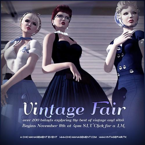 Vintage Fair Advert