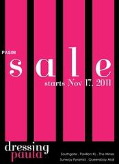 Dressing Paula sale