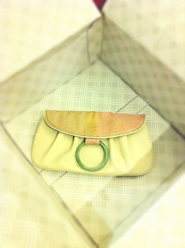 Cherie Wong clutches