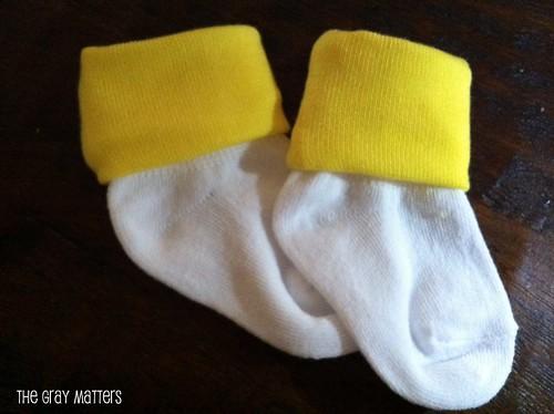 Hybrid Socks