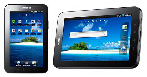 Samsung Galaxy Tab: Excelente Tablet Android