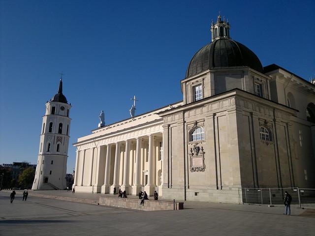 Vilniaus arkikatedra ir Šv. Kazimiero koplyčia
