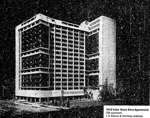 3410 north lake shore drive 1951 ad
