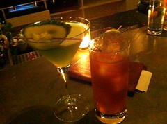 Cocktails at Colonie