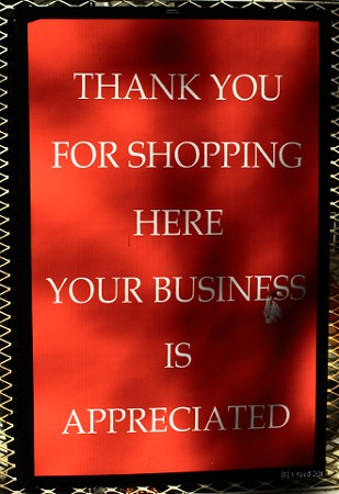 Shop Local, all day, every day by vreedwrites