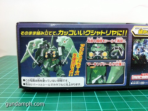 SD Kshatriya Review NZ-666 Unicorn Gundam (5)