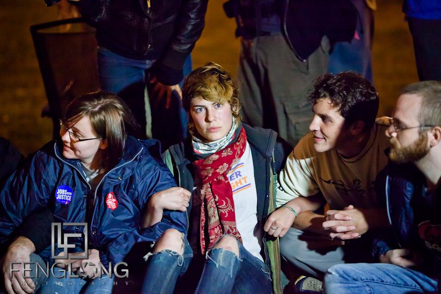 #OccupyAtlanta Monday Night Woodruff Park 10/10 Occupy Atlanta #OccupyWallStreet