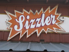 """Sizzler, Hill's Cafe, South Congress Ave, Austin, TX • <a style=""""font-size:0.8em;"""" href=""""http://www.flickr.com/photos/41570466@N04/6266776737/"""" target=""""_blank"""">View on Flickr</a>"""