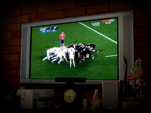 Rugby World Cup Finals 2011: New Zealand vs France