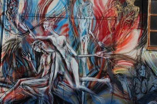 Grafitti vs. Cancer