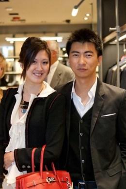 Jessica Hon, Thomas Liu